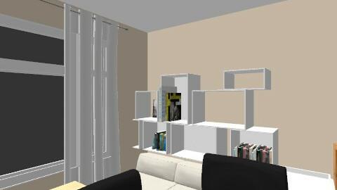 Komnata novaja ideja - Classic - Living room - by sueno_contigo