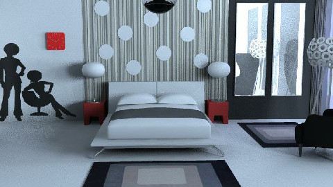 Retro-minimalist BR-splurge - Retro - by abiza