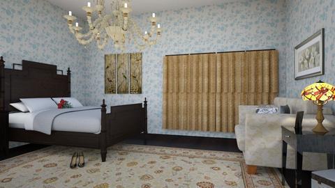 Morgan suite - Vintage - Bedroom - by housekeeper17