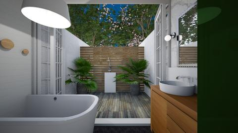 New Master Ensuite mark 3 - Bathroom - by ccakes74