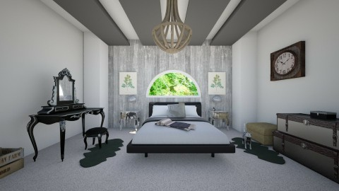 bedroom2 - Bedroom - by Loli Bamboom