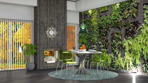 sala verde - by soralobo