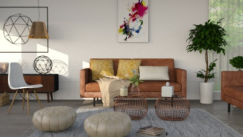 Eclat - Eclectic - Living room - by Musicman