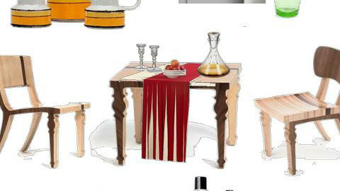 Quirky dining - Dining room - by playrich