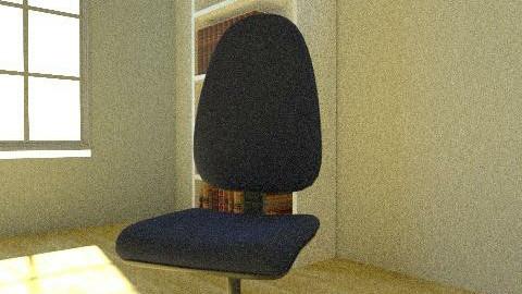 test chair - Rustic - Office - by Peter Bakker