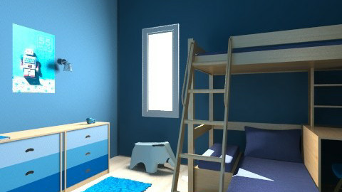 Marigold_BR3 - Kids room - by Emily_Foster12
