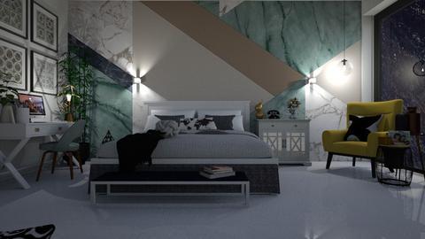 Sublime Gracia - Bedroom - by CamilaML2723