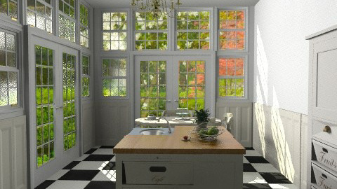 shabby2 - Classic - Kitchen - by fried