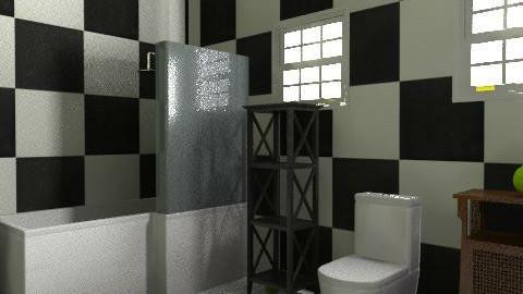 My Appt Bathroom2a - Classic - Bathroom - by sumz78