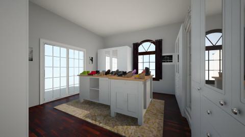 Walk in closet - Office - by dionicholson60