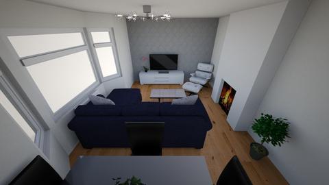 Living room 3 - Living room - by evagelia