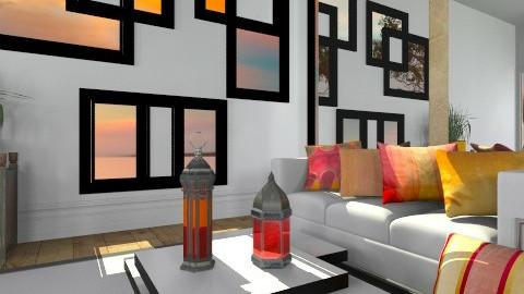 Crisp2 - Minimal - Living room - by TammieLynne