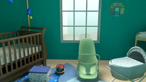 fit for newborn - Classic - Kids room - by abeii141