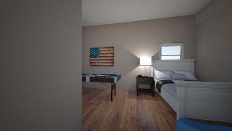 FCS Dream Bedroom - Bedroom - by borzmaso3