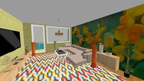 living nat - Living room - by ekaterine