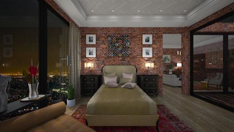 Apartment 1 - by mariagarcia11