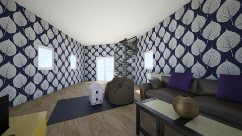 FPlivingroom - Living room - by Llynfi