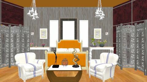 budoir - Eclectic - Bedroom - by ioanavladut7