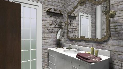 bathroom - Classic - Bathroom - by Kiriaki Gakidou
