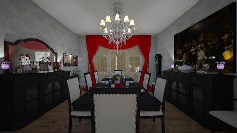 Classic Prestige - Classic - Dining room - by almecor2311