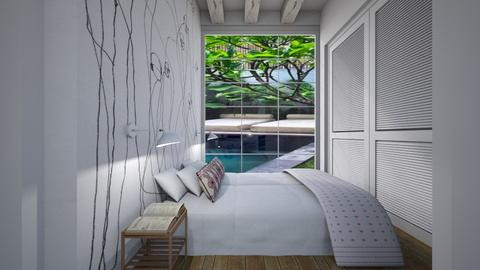 Casa158Bedroom - Eclectic - Bedroom - by nickynunes