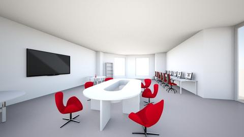 Sogeti Studio - Modern - Office - by BiancaPSilva