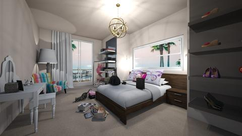 Remix  - Bedroom - by nicolaswiggins