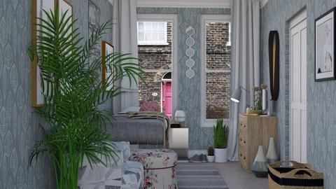 AFTER - Modern - Bedroom - by HenkRetro1960