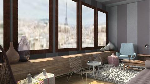 cute - Classic - Living room - by austinajk