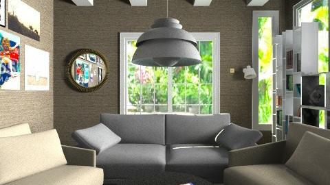 dream living room  - Minimal - Living room - by ypramestika