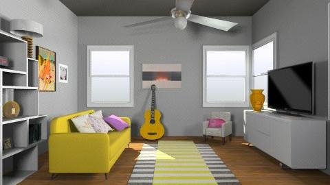 fsd - Living room - by Yoshi Yogataga