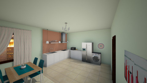 room 3 - Kitchen - by ivka3131