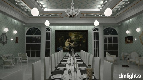 3 - Dining room - by DMLights-user-1320140