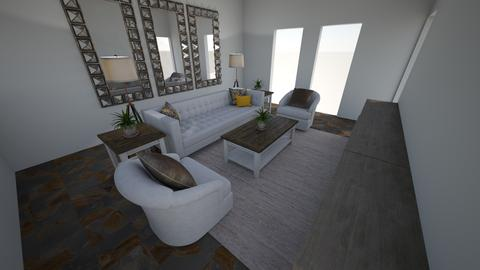 Living Space for Colleen - Living room - by TheDutchDesigner