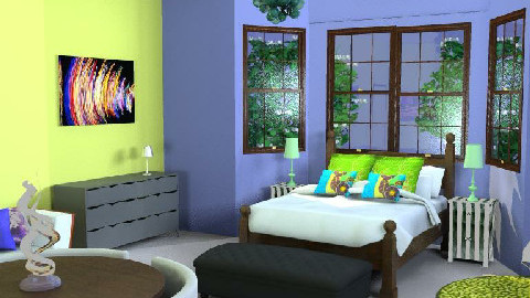 Purple Dreams - by samansell