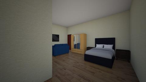 1 - Bedroom - by msaadeldeen