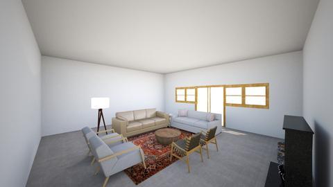 Rita 2 - Living room - by mcmcmcmc