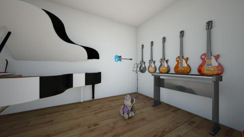 musicroom - by lisannep