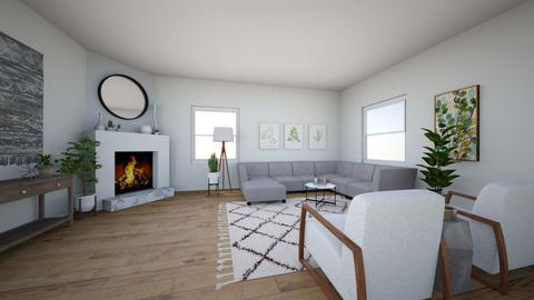 This is Home  - Living room - by Jane Rawle