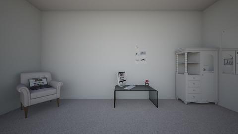 my first - Modern - Bedroom - by meniac