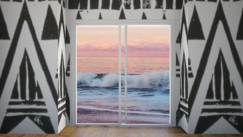 Harmony - Bedroom - by Elena Heimark