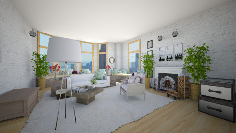 living room 2 - Living room - by _Patricia_