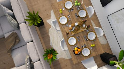 View From Above - Dining room - by millerfam