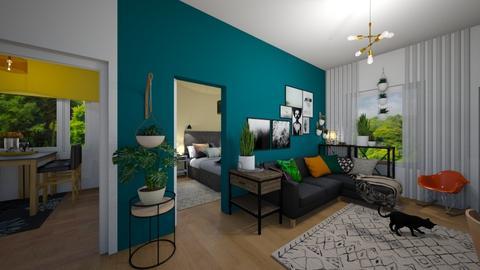Livingroom Now - Living room - by julietjones74