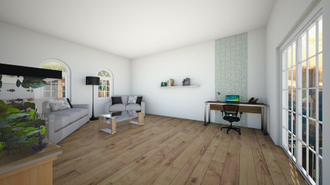 new york apartment - by eve1238
