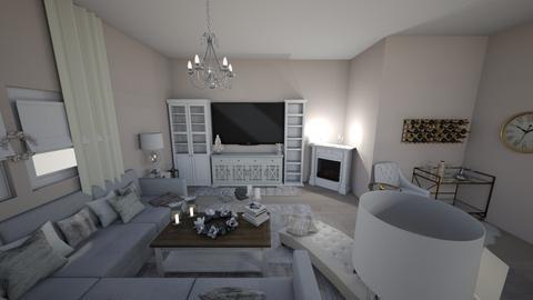 living room  - Living room - by Schneesi