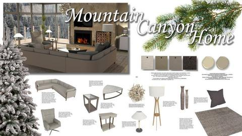 Mountain Canyon Home MB - by GraceKathryn