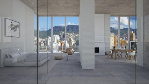 Devided - Modern - Bedroom - by patriicia popa