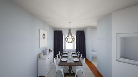 Dining Room - Rustic - Dining room - by mrmcd27