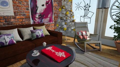 Nova Godina - Eclectic - Living room - by Sanja Taukova